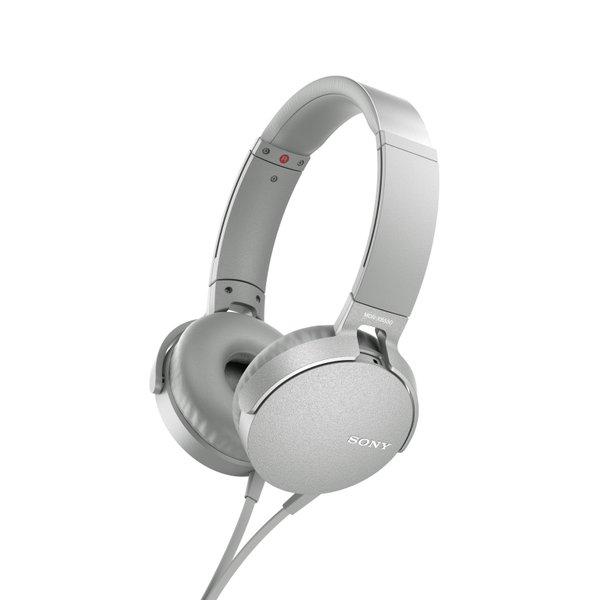 Слушалки с микрофон Sony MDR XB550APW